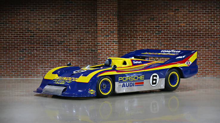 1973 Porsche 917/30 Can-Am Spyder Jerry Seinfeld Collection Gooding and Co auction