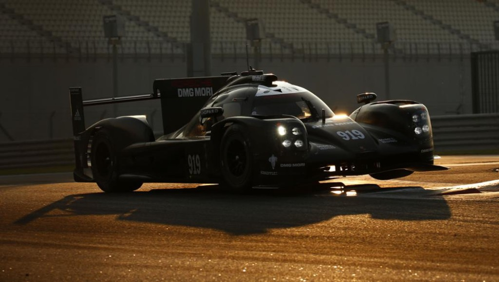 WEC: Porsche tyre testing in Abu Dhabi concluded-media-1