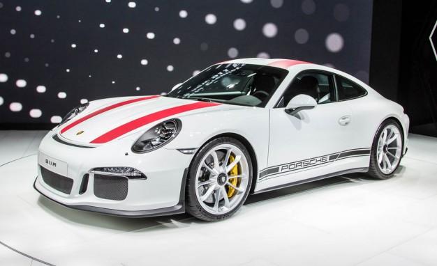 Porsche 911 R Was a Direct Response to Doppelkupplungsgetriebe Haters-media-1