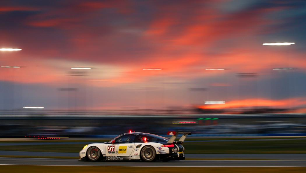 Porsche 911 RSR, Daytona, IMSA WeatherTech SportsCar Championship, 2016, Porsche AG