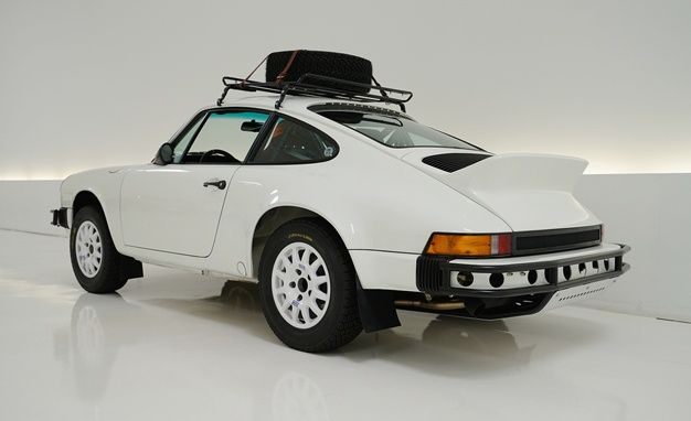 Buy Patrick Long's Amazing Rally Porsche 911, Support Cancer Research-media-5
