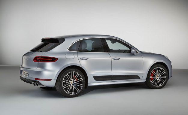 2017 Porsche Macan Turbo Performance Edition
