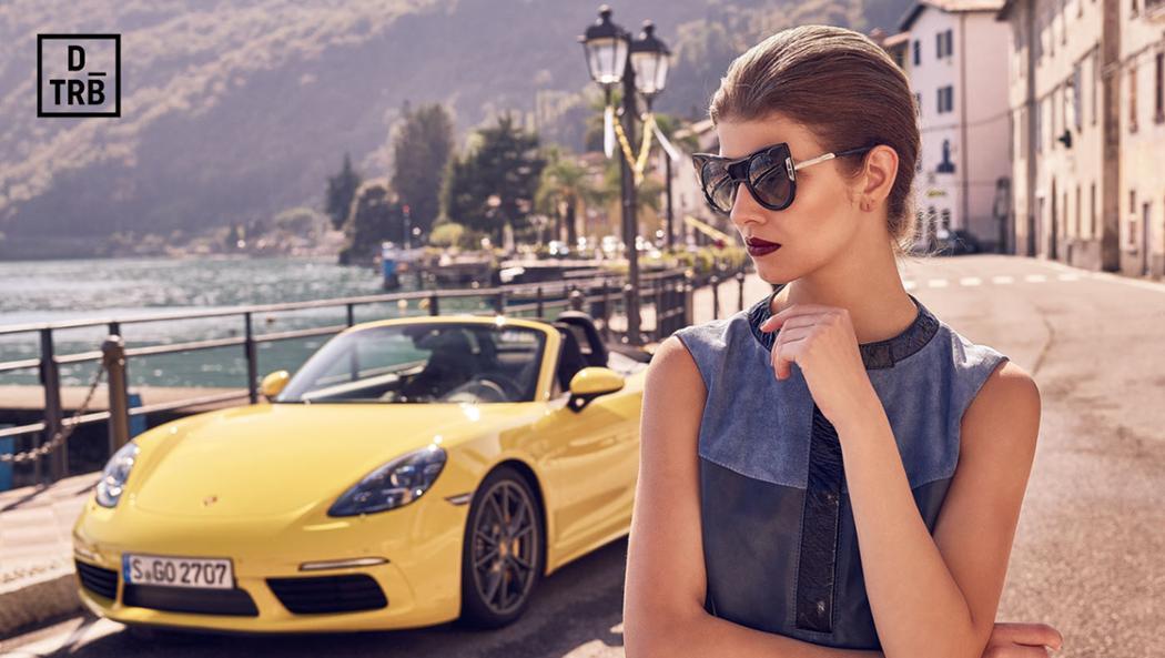 DriveTribe, 718 Boxster S, Lago d'Iseo, Italy, 2016, Porsche AG