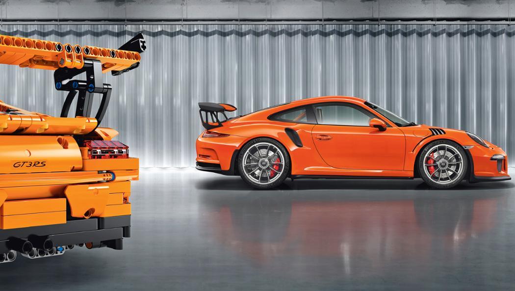 911 GT3 RS, 2016, Porsche AG