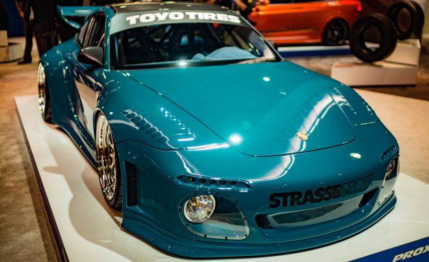 IDL Design Slantnose Porsche 911 Carrera