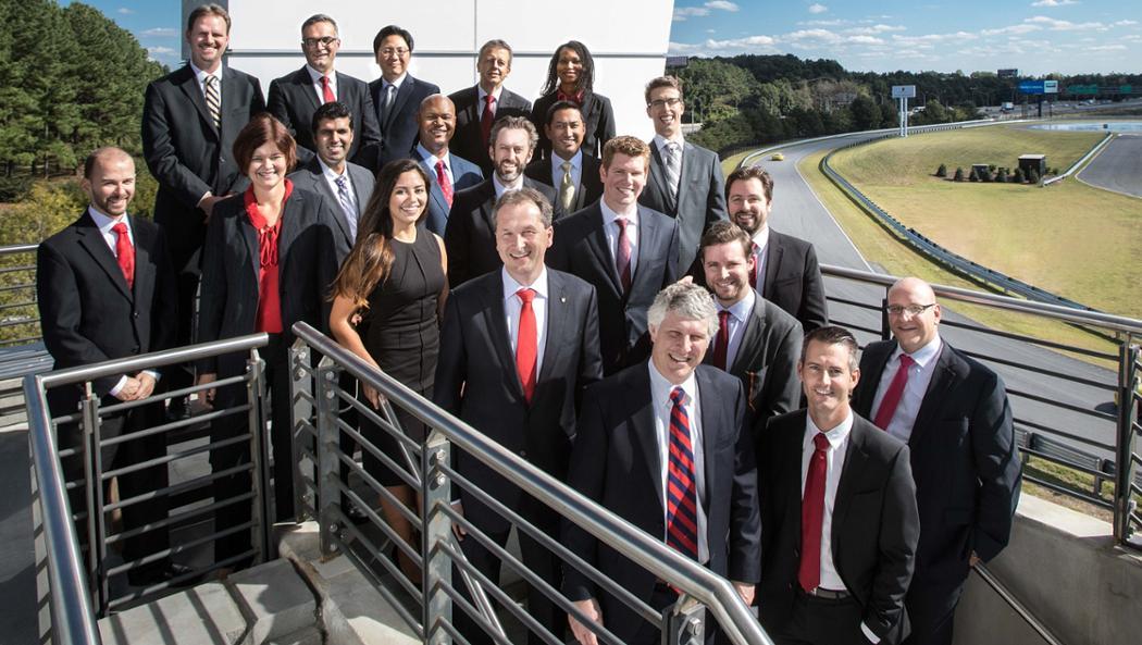 Porsche Consulting Team Atlanta, 2016, Porsche AG