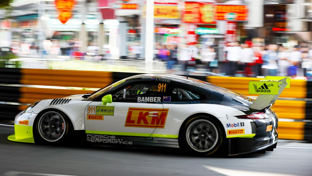 911 GT3 R, Team Manthey Racing, FIA GT World Cup, Macau/China, 2016, Porsche AG