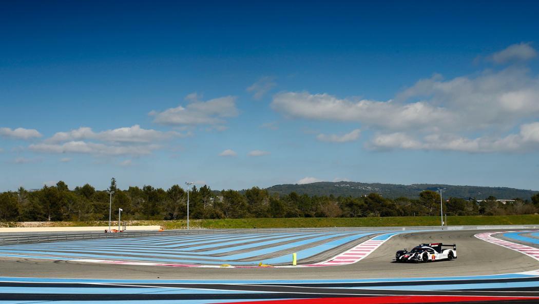 919 Hybrid, Paul Ricard, France, 2016, Porsche AG