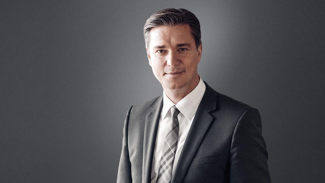 Lutz Meschke, Executive Vice President Finances and IT, 2016, Porsche AG