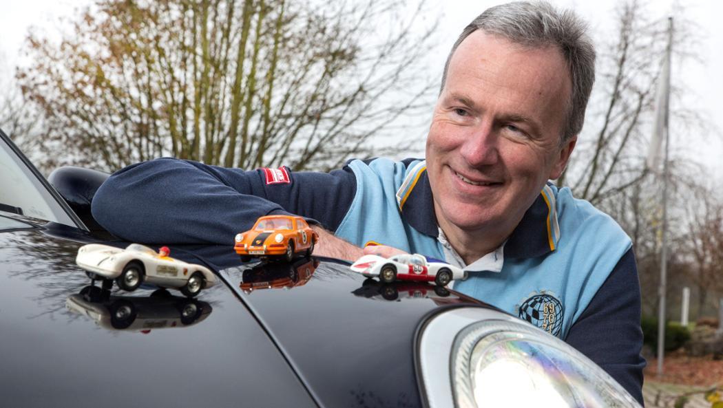 Matthias Braun, General Secretary of the German Automobile Club (AvD), 2016, Porsche AG