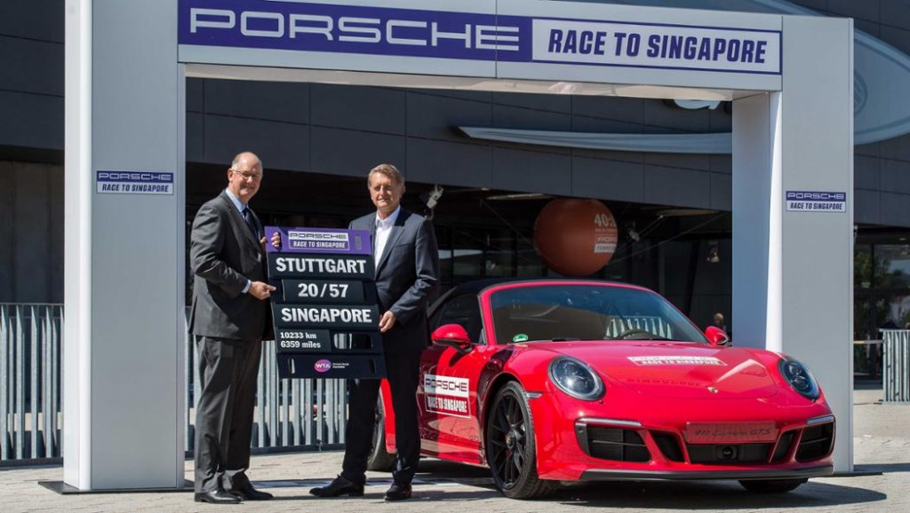 New global partnership between Porsche and the WTA