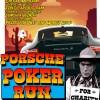 Porsche Poker Run